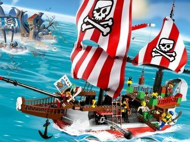 Captain Redbeard's Pirate Ship