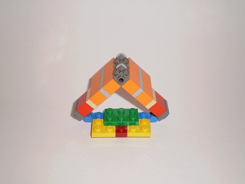 Example of LEGO SNOT